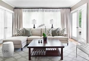 Kleines L Sofa : kleines wohnzimmer einrichten l f rmiges sofa und ~ Michelbontemps.com Haus und Dekorationen