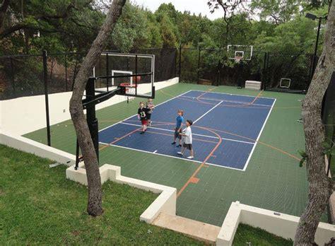 10 Summer Backyard Court Activities From Sport Court