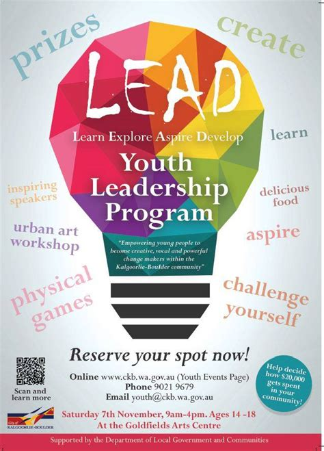 youth leadership program ages