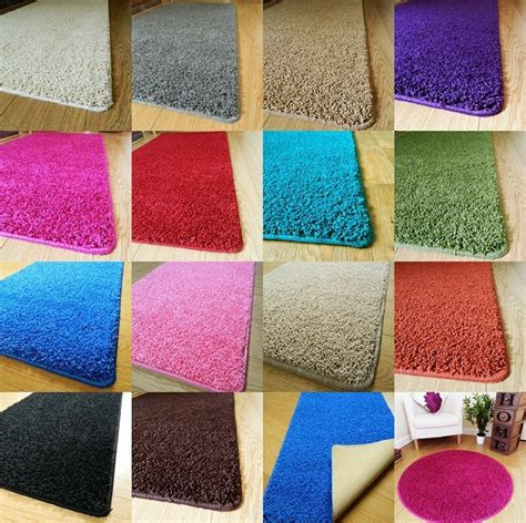 Non Skid Rugs Washable by New Shaggy Machine Washable Non Slip Large Small Bathroom