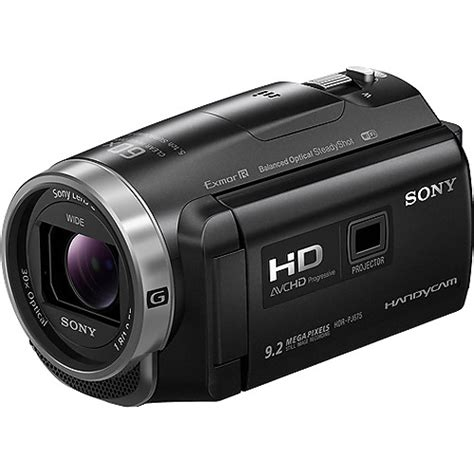 sony hdr pj675 hd handycam camcorder with 32gb hdr pj675