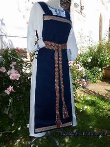 Créations Médiévales costume Costume Viking Normand Saxon ...
