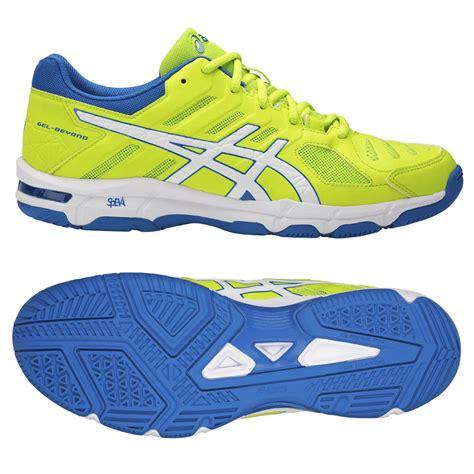 Asics Gel-Beyond 5 Mens Indoor Court Shoes - Sweatband.com