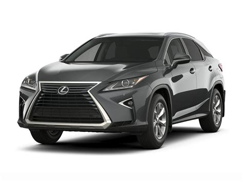 lexus suv rx 2017 new 2017 lexus rx 350 price photos reviews safety