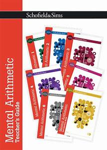 Mental Arithmetic Teacher U0026 39 S Guide  Key Stage 2 Maths
