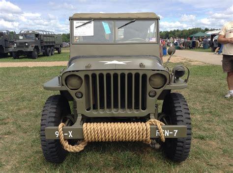 Nice Old Military Vehicle