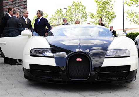 Bugatti Veyron Hybrid Will Reportedly Join Club Of Hybrid