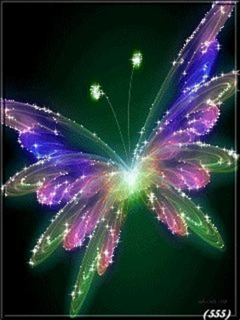 Beautiful Animated Butterfly Wallpapers - animated 240x320 171 абстракция 187 cell phone