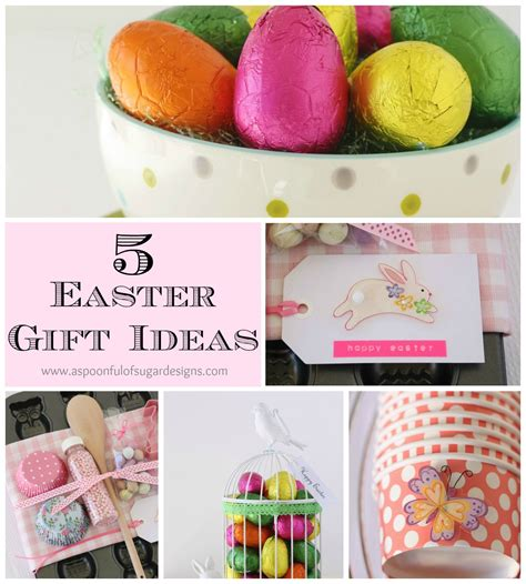 easter gift ideas easter gift ideas a spoonful of sugar