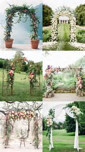 simple wedding bouquets wedding arch ideas you 39 ll fall in with the koch