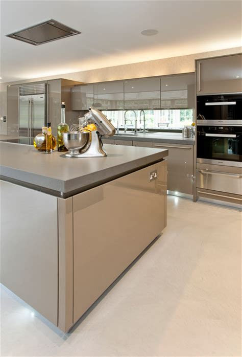 polished concrete floor kitchen microcrete polished concrete flooring contemporary 4301
