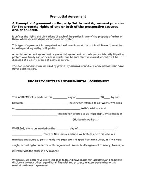 prenuptial agreement forms edit fill sign