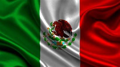 Mexico Flag Mexican Waving Wallpapers Flags American