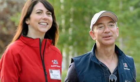 Jeff Bezos - Net Worth, Salary, Wiki, Age, House, Wife, Trivia