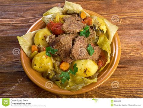 bassma cuisine basma stew stock photos image 35399233