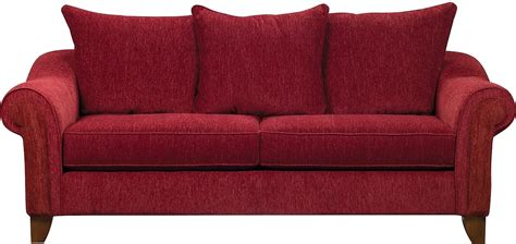 red sleeper sofa queen reese chenille queen sofa bed red the brick