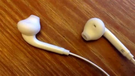 samsung galaxy s6 earbuds review product spotlight youtube