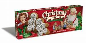 Christmas Gingerbread Cookies Little Debbie