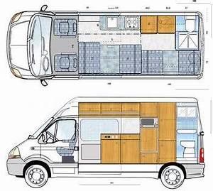 Amenagement Camion Camping Car : am nagement d 39 un camping car road trip campe ~ Maxctalentgroup.com Avis de Voitures