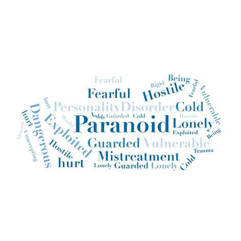 paranoid personality disorder symptoms treatments