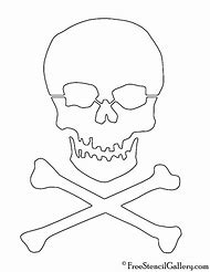 best 25 ideas about printable skull stencils find what you ll love