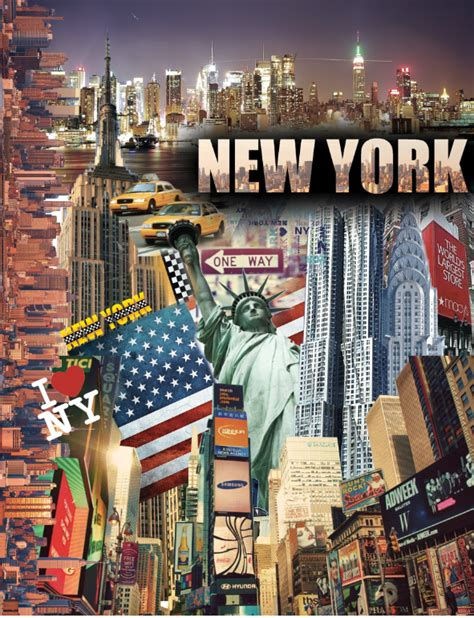Bibit Collagen New new york collage by miikedv on deviantart