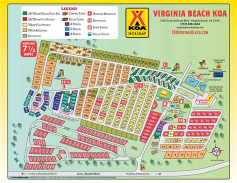 Va Beach Campgrounds  The Best Beaches In The World