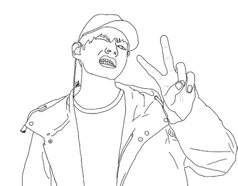 Kpop Coloring Pages Coloring Pages