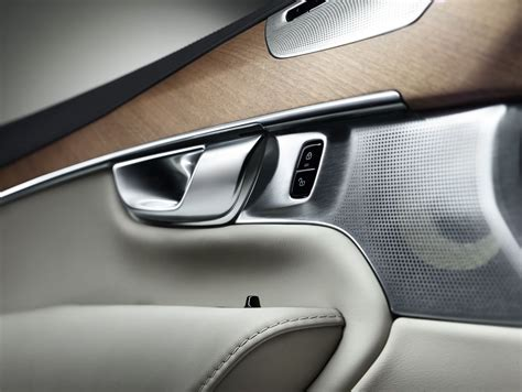 volvo xc car interor volvo xc car interior design