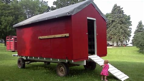 build  chicken coop youtube
