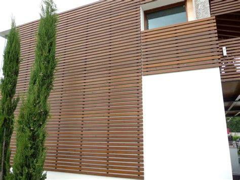 rivestimento legno esterno pareti in legno foto design mag