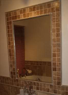 Tiled Bathroom Mirrors by Ideas On Tiled Mirror Ceramic Tile Advice Forums