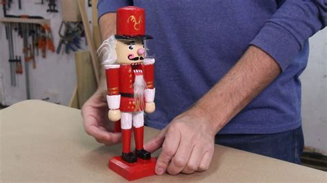 christmas nutcracker woodworking  mere mortals