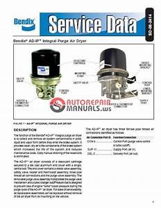 Blue Bird 2010 Manuals D3 Forward Engine Bendix Ad