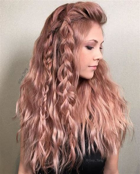 Hair Dye History by 17 Best Ideas About Gold Hair Colour On