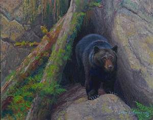 The Show and Tell Nature Blog: My Most Famous Paintings