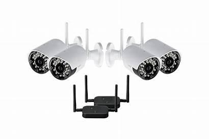 Wireless Security Camera System Monitor Lorex Cameras