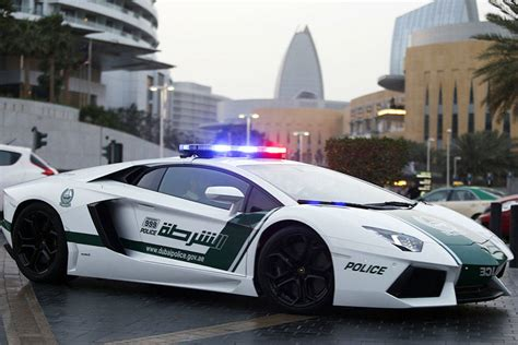 Fastest Cop Cars by This Is The City With World S Fastest Cars