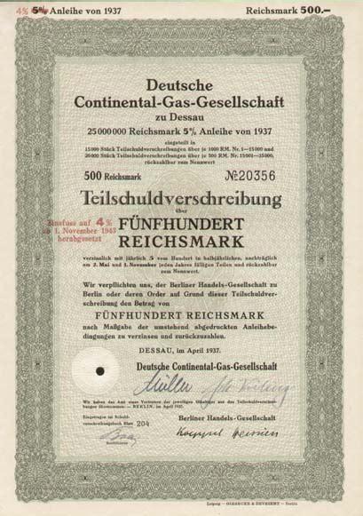 Dessauer Gasgeräte Gmbh by Hwp Deutsche Continental Gas Gesellschaft Dessau