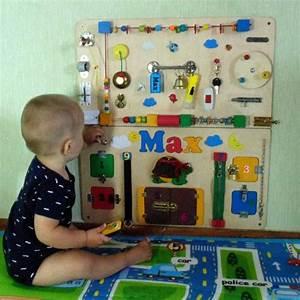 Montessori Spielzeug Baby : best 25 baby sensory board ideas on pinterest sensory board for babies diy sensory board and ~ Orissabook.com Haus und Dekorationen