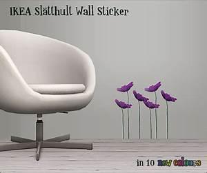 Ikea slatthult wall stickers leefish for Ikea wall decals