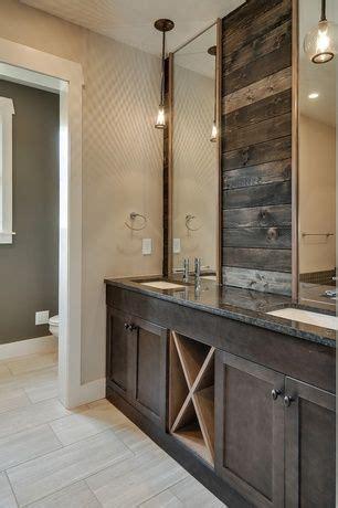 rustic master bathroom master bathrooms  undermount