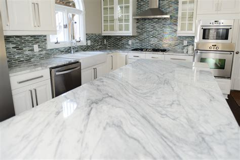 white marble countertops marble countertops for kitchens angie s list