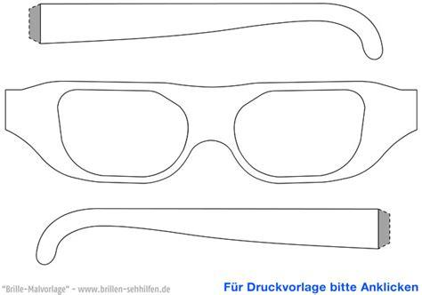 bücher falten vorlagen zum ausdrucken eine brille basteln vorlage anleitung