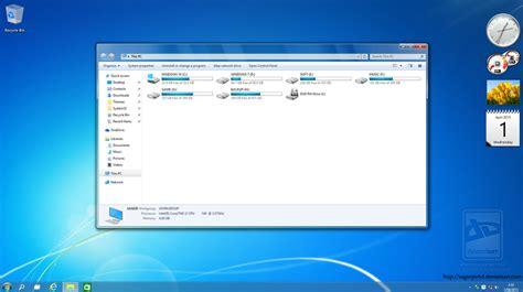 jak zmienić wygląd windows 10 na windows 7