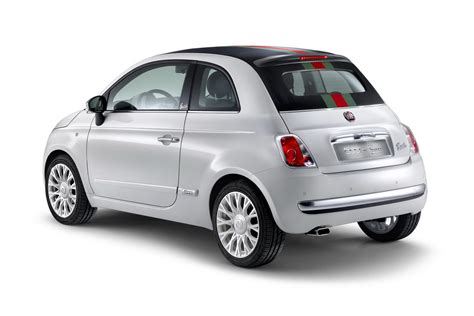 For gucci fiat, loco's vfx team worked with the live action footage to correct digital artifacts and allow the car to be seen at its very best. 2012 Fiat 500 Cabriolet By Gucci Review - Top Speed
