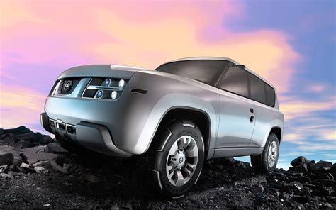 Nissan Terranaut Concept 3 Wallpapers Wallpapers Hd