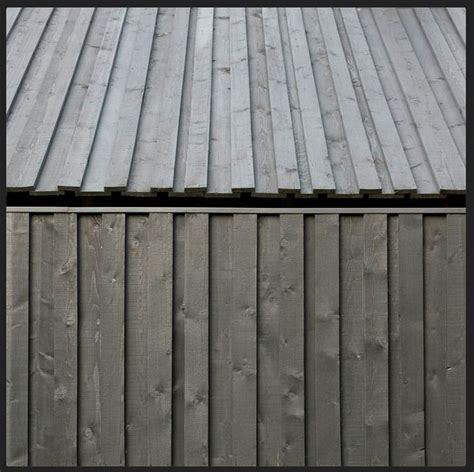 boards  wide battens wood facade timber cladding