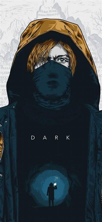 Netflix Dark Wallpapers Season 4k Laptop Desktop