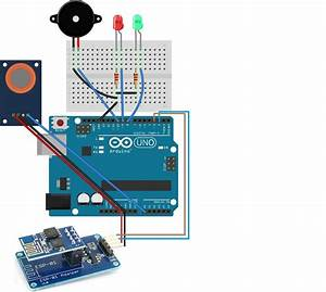 Iot Smoke Alarm With Arduino  Esp8266  And A Gas Sensor